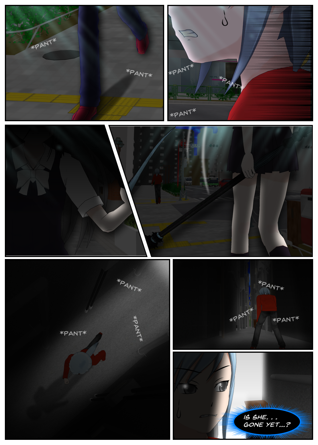TBC Chapter 1 - Page 1
